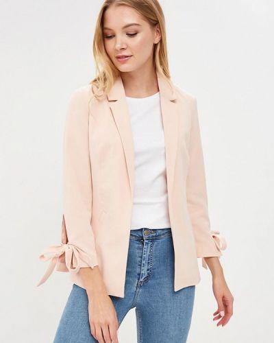 Розовый жакет Only