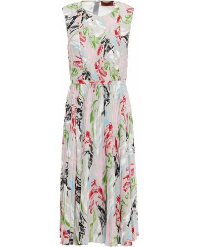 Текстильное платье миди Missoni