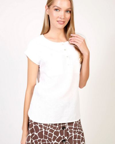 Белая блузка Olsen