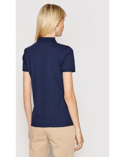 Koszulka granatowa Lauren Ralph Lauren