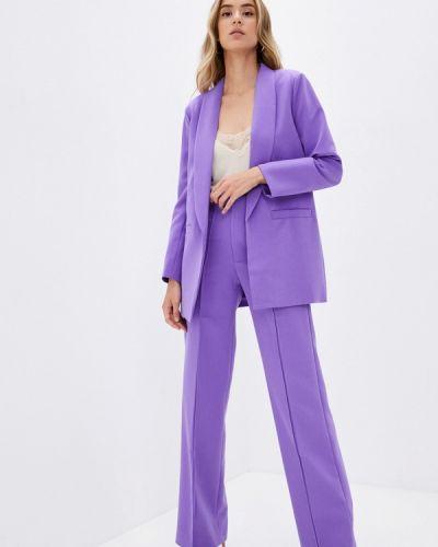 Фиолетовый костюм осенний Rich & Naked