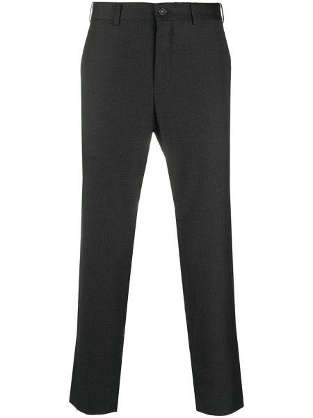 Spodnie wełniane z paskiem Comme Des Garcons Homme Deux