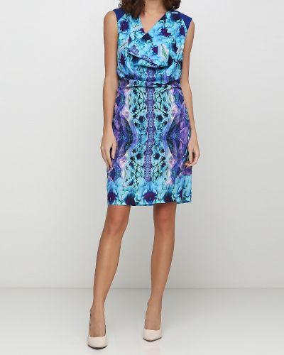 Платье - синее Custo Barcelona