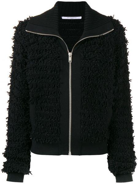 Długa kurtka sport z kieszeniami Givenchy