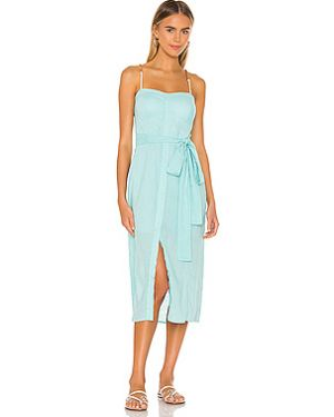 Платье миди на бретелях через плечо Vix Swimwear