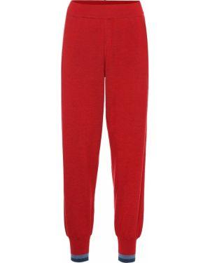 Sportowe spodnie wełniane ciepły Lndr