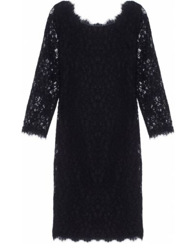 Вечернее платье миди классическое Diane Von Furstenberg