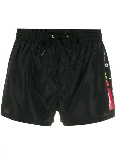 Спортивные шорты с подкладкой с карманами Diesel
