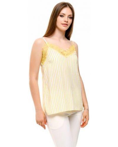 Блузка - желтая Alito