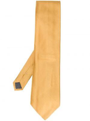 Złoty krawat Gianfranco Ferré Pre-owned