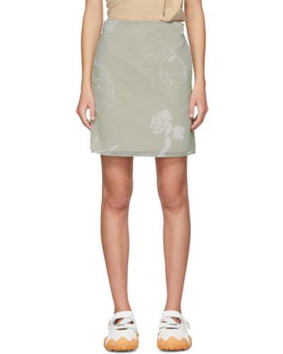 Bawełna spódnica z wiskozy Serapis