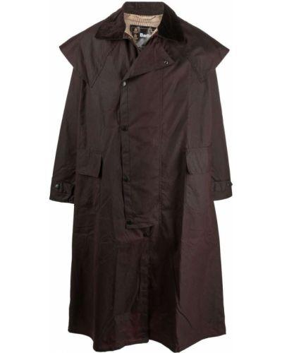 Płaszcz przeciwdeszczowy - brązowy Barbour