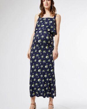 Платье для беременных синее платье-сарафан Dorothy Perkins Maternity