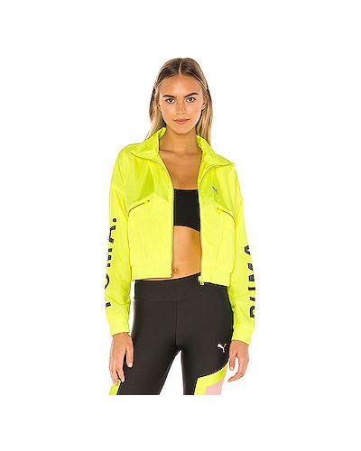 Куртка с карманами на молнии Puma
