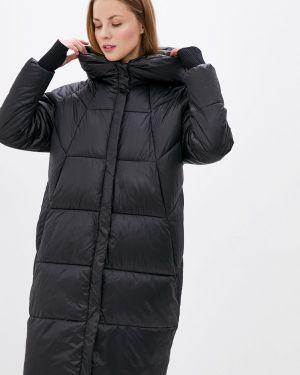 Зимняя куртка утепленная черная Allegri