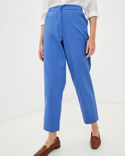 Широкие брюки - голубые Averi
