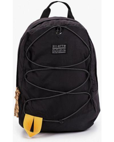Черный рюкзак Mango Kids