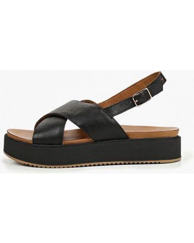 Черные сандалии Inuovo