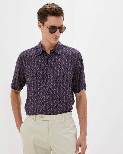 Фиолетовая весенняя рубашка Henderson