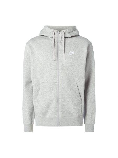 Bawełna bawełna bluzka z raglanowymi rękawami z kieszeniami Nike