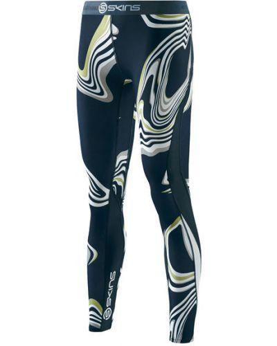 Спортивные брюки с запахом с мехом Skins