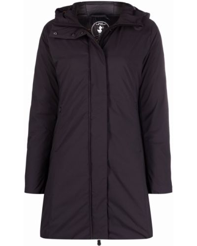 Черное пальто классическое Save The Duck