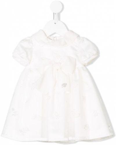 Пышное платье с рукавами короткое Miss Blumarine