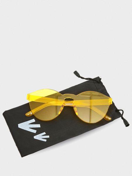 Желтые очки Braska X екостежка