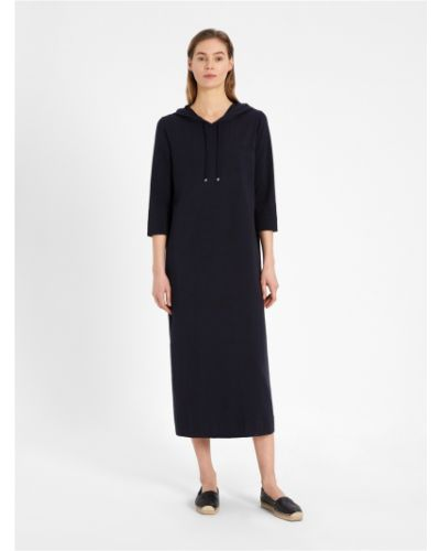 Черное платье Maxmara