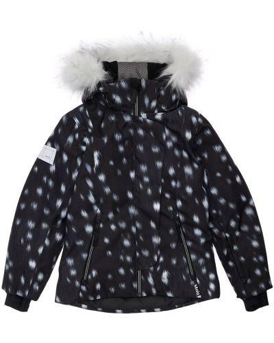 Дутая куртка - черная Molo