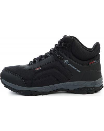 Треккинговые ботинки водонепроницаемые кожаные Outventure