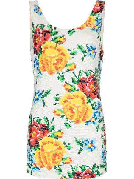 Платье мини - белое Ashish