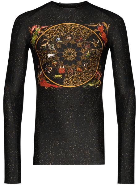 Черная рубашка Gmbh