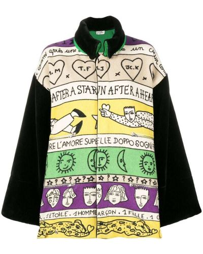 Пальто с капюшоном Jc De Castelbajac Pre-owned