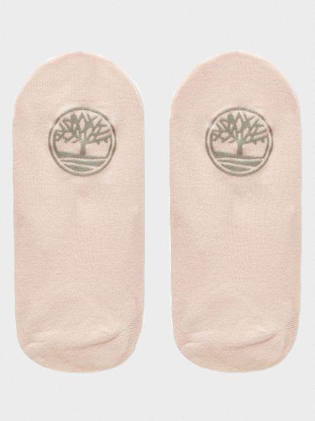 Хлопковые носки в полоску Timberland
