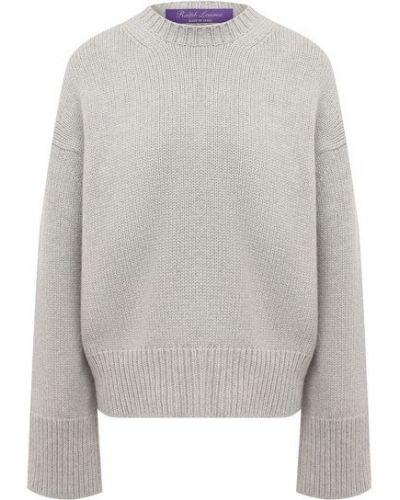 Кашемировый свитер - серый Ralph Lauren
