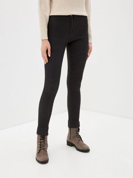 Утепленные брюки - черные Naumi