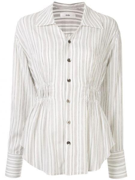 Блузка в полоску - белая G.v.g.v.