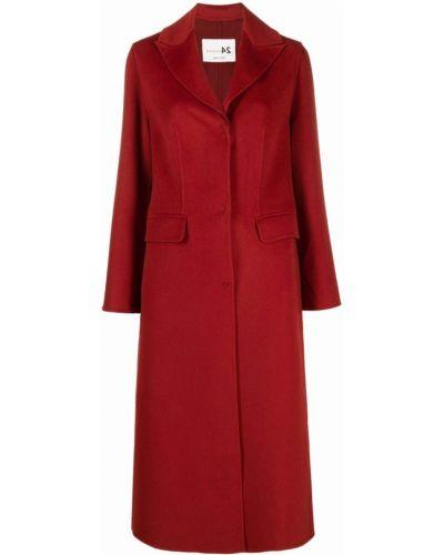 Красное пальто миди Manzoni 24