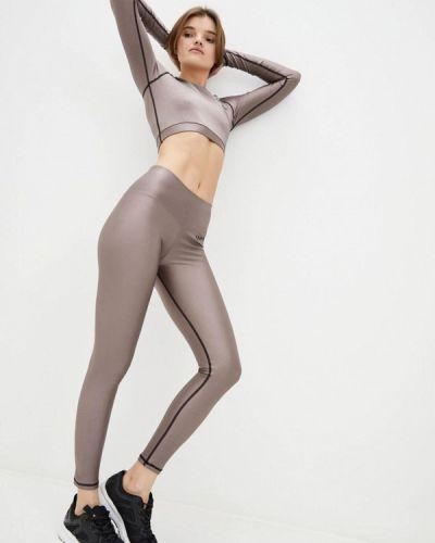 Спортивный костюм для фитнеса - бежевый Go Fitness