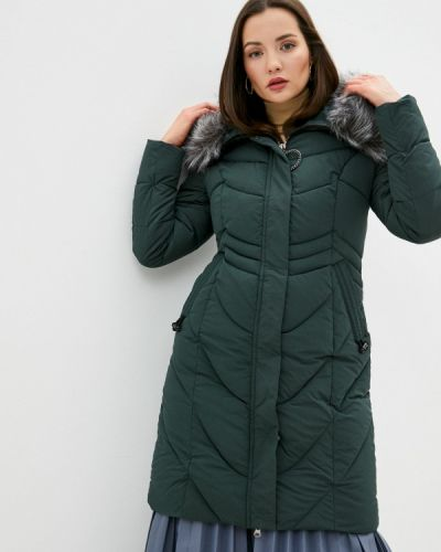 Утепленная зеленая куртка Winzor