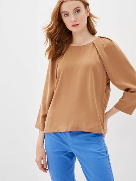 Блузка с длинным рукавом весенний бежевый B.young