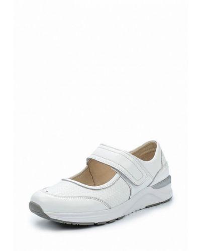Белые кроссовки La Grandezza