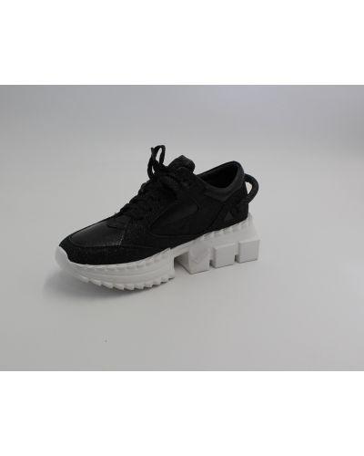 Кроссовки - черные Gabis