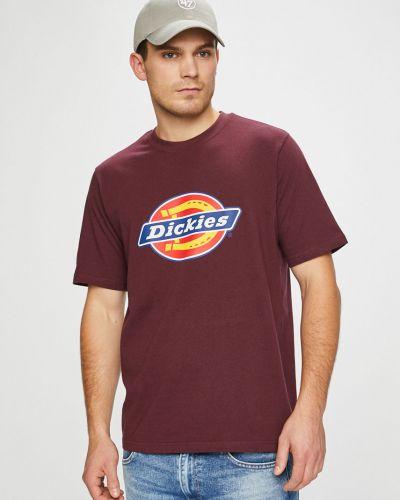 Футболка фиолетовый меланж Dickies