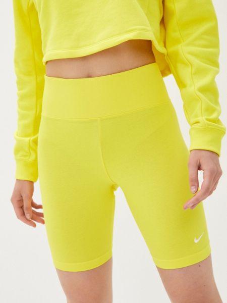 Брюки весенний желтый Nike