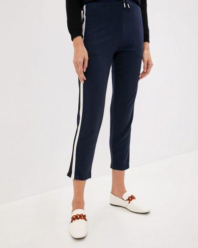 Спортивные брюки синие Weekend Max Mara