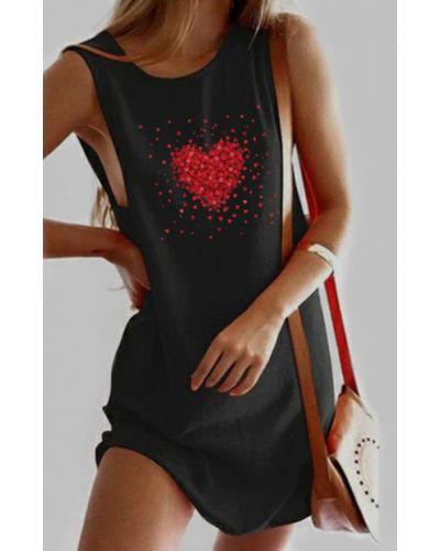 Повседневное платье - черное Love&live