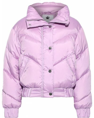 Fioletowa kurtka pikowana Cordova