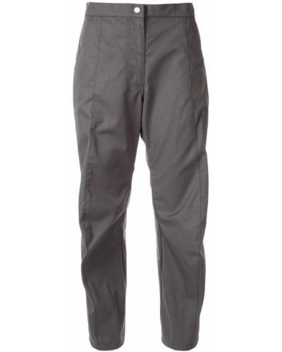 Укороченные брюки - серые Zambesi